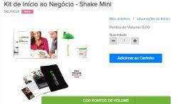 Kit de Início ao Negócio - Shake Mini
